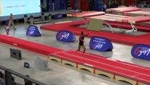 Series salto finale ch de France tumbling 2016