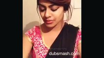 Whatsapp funny videos 2016 - Tamil girl dubsmash rajinikanth dialogue @whatsapp #whatsapp