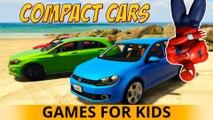 SPIDERMAN Cartoon petites voitures pour les enfants et les enfants 3D Comptines Chansons avec action