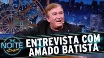 Entrevista com Amado Batista