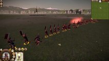 Total War Shogun 2 Fall of the Samurai: Matchlock Kachi vs Bow Kachi