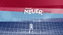 Foot - Euro 2016 : Les Stars de l'Euro en 3 minutes - Manuel Neuer (Allemagne)