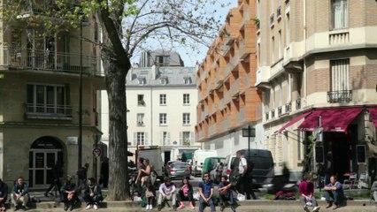 PA#57 - Immeuble LESS, Paris 10