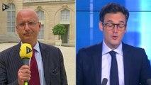 """Emmanuel Macron chahuté à Nancy : """"Faites évacuer la salle, il y a un risque de terrorisme social !"""""""