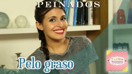 Peinados para pelo graso, Peinados by Brenda Caretto | ESTILO NOSOTRAS