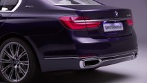 BMW Individual 740Le iPerformance THE NEXT 100 YEARS - Exterior Design