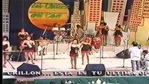 Las inolvidables Chicas del Can (Presentación final de la orquesta)