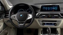 BMW Individual 740Le iPerformance THE NEXT 100 YEARS - Interior Design