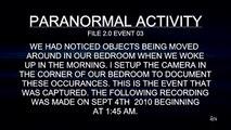 Postavio je skrivenu kameru prije odlaska u krevet. Ono što je snimila će vam zalediti krv u venama!