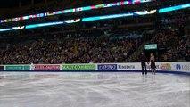 Madison HUBBELL / Zachary DONOHUE - SD - ISU World Championships 2016