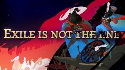Pyre - Reveal Trailer   PS4 de Pyre