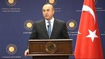 Mevlüt Çavuşoğlu ve Polonya Dışişleri Bakanı Ortak Basın Toplantısı Düzenledi 3