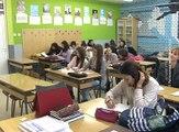Prosvetni radnici nezadovoljni predlogom Konkursa za upis u srednje škole, 20. april 2016. (RTV Bor)