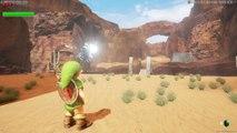 Unreal Engine 4 [4.11.2] Zelda Ocarina of Time   Gerudo Valley + Download link