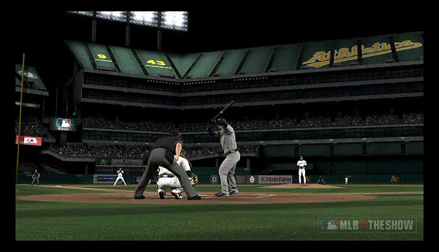 First MLB Homerun: MLB 10 The Show