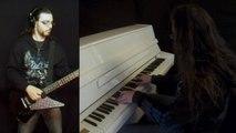 Edguy - Sacrifice (Drums, Bass, Guitar & Piano cover) [HD]