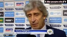 Newcastle 1-1 Manchester City - Manuel Pellegrini Post Match Interview - 'Every point is important'