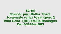 camper puro roller team furgonato roller...