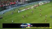 Cerro Porteño 1 4 Boca Juniors Copa Sudamericana 2014