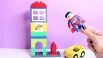Lego Duplo Superman Construction Toys Superheroes Marvel Heroes Construcciones para Armar Part 6