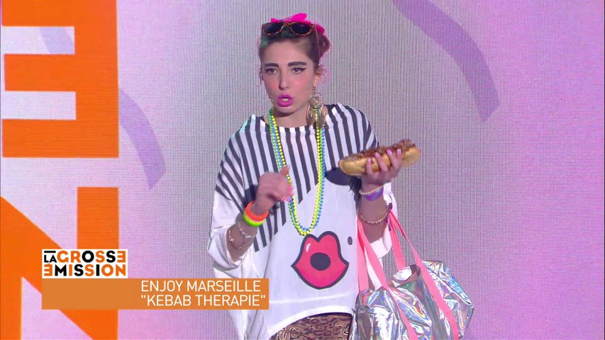 Enjoy Marseille : Kebab Therapie