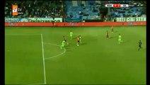 Yasin Oztekin Goal - Rizespor 0-2 Galatasaray - 20.04.2016