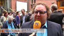 Staghouwer haalt uit naar bestuurders tijdens installatie Paas - RTV Noord