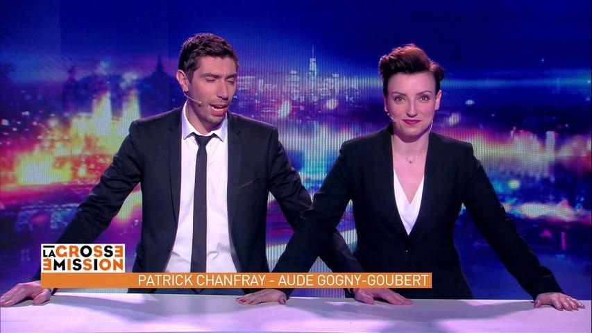 Le JT de Patrick Chanfray et Aude Gogny-Goubert du 20/04