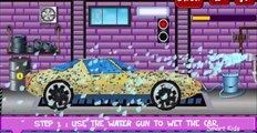 [Cartoon for Kids]Little Car Wash /Cars for children/Cartoon for kids/Autos für children
