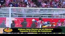 El Color de Faitelson Chivas hizo fiesta en el Clásico Tapatío (Chivas vs Atlas 1-0 Jornada 14)