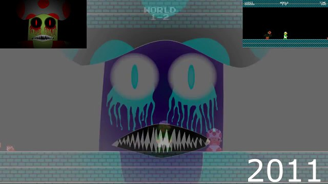 [REMAKE] {M.EXE} Zombie Toad: RUWWW!! {Sparta Time Traveling Mix}