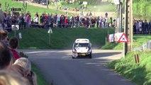 Fail Compilation 2014 Best of Rallye / Rallycross crash spins drifts and lucky driver