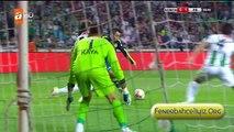 Volkan Şen'in, Konyaspor'a attığı şık gol.