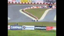 Formula 1 1993 Brazilian Grand Prix - Best Moments-Ayrton Senna Wins!