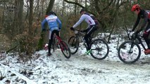 Mountainbike MTB extrem race Rennen Bulls Cup 2015 action crash and Fail