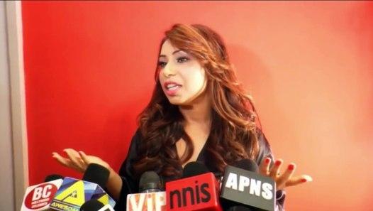 Raina Agni at the video shoot of music album Challi