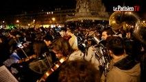 Quand l'«Orchestre Debout» illumine la «Nuit Debout»