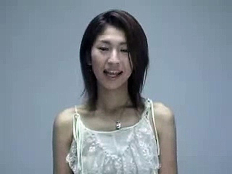 Chisato Morishita (Shura Hokuto from GSL) Interview for kamen rider kabuto