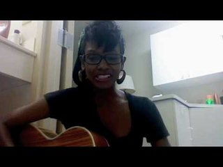 "Tiara Thomas Wale ""The cloud"" cover"