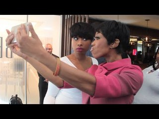 Reflections: Jennifer Hudson Saw Me In Chicago the Musical!
