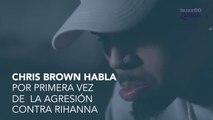 Chris Brown Habla por Primera Vez de la Agresión contra Rihanna