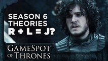Why R+L=J is the Most Important Game of Thrones Fan Theory - GameSpot of Thrones