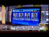 Trump Wins Michigan, Mississippi & Hawaii; Cruz Wins Idaho - Outnumbered