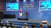 Innovation, deregulation crucial to success of creative economy: President Park