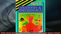 READ book  Cliffs Quick Review Anatomy and Physiology Cliffs quick review Full Free