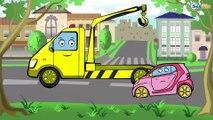 Мультфильмы для Детей. Эвакуатор и Автосервис. Спасательная Техника для детей. Трактор Павлик