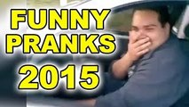 Ultimate PRANKS of 2015 Compilation ★ 10mins of FUNNY VIDEOS ★ FailCity