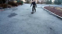 Skateboard Fail - Painful Skateboarding Fails 2015
