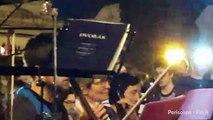 """""""Nuit debout"""" fait jouer la symphonie du Nouveau monde par """"l'orchestre debout"""""""