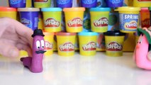 Play Doh Worms. Play Doh Worms by Funny Socks